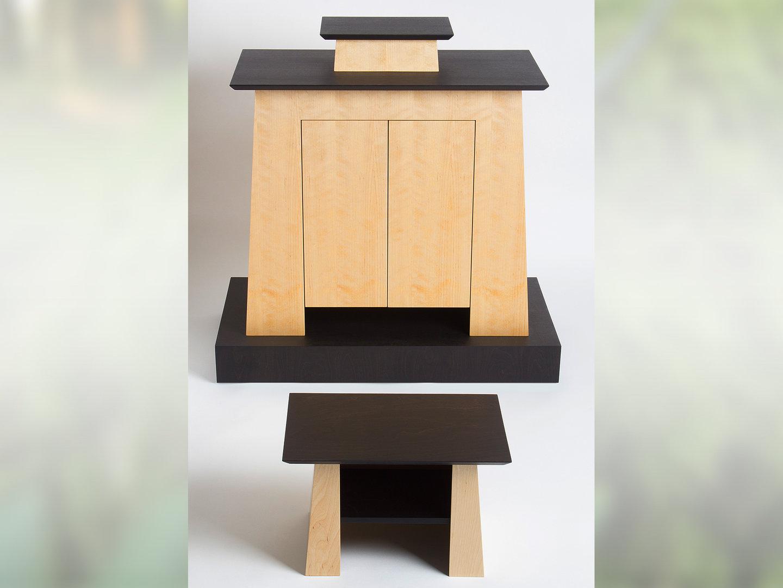 altar tibet meditationsm bel aus handarbeit. Black Bedroom Furniture Sets. Home Design Ideas